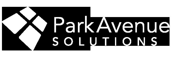 Park Avenue Solutions white